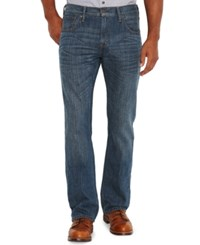 Levi's 527 Slim Bootcut Fit Indie Blue Wash Jeans