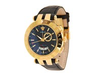 Versace V Race 46Mm Alarm 29G70d009 S009 Black Gold Watches