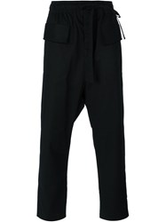 Damir Doma 'Polate' Trousers Black