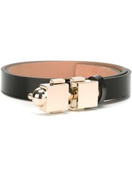 Carven Flip Lock Belt Black