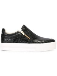 Ash 'Jordy Pitone' Slip On Sneakers Black