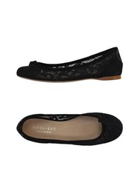 Twin Set Simona Barbieri Footwear Ballet Flats Women Black