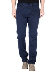 Woolrich Casual Pants Dark Blue