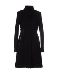Atos Lombardini Coats And Jackets Coats Women Black