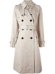 Marc Jacobs Classic Trench Coat Nude And Neutrals