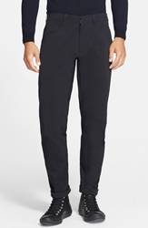 Arc'teryx Veilance 'Apparat' Slim Fit Water Resistant Crop Pants Black