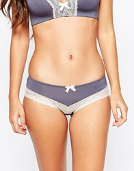 Marie Meili Skylar Brief Grey