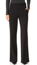 Theory Talbert Wide Leg Pants Black