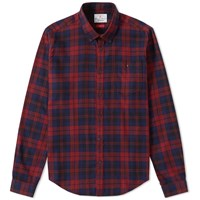 Barbour Airlie Shirt Red