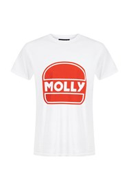 House Of Holland Molly T Shirt White