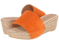 Patricia Green Dallas Orange Women's Slippers