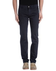 Heavy Project Casual Pants Dark Blue
