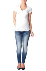 Women's Noppies 'Tara' Over The Belly Skinny Maternity Jeans