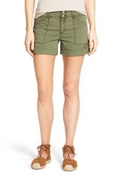 Women's Sanctuary 'Habitat' Roll Cuff Shorts