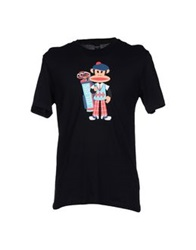 Paul Frank T Shirts Black
