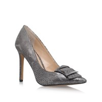 Vince Camuto Nancita2 High Heel Court Shoes Silver