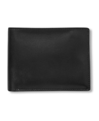 Perry Ellis Gramercy Bifold Wallet Black