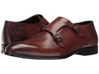 Hugo Boss Dressapp Monk By Medium Brown Men's Shoes