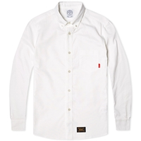 Wtaps Button Down Oxford 02 Shirt White
