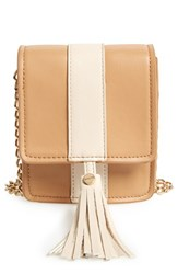 Big Buddha 'Valery' Faux Leather Crossbody