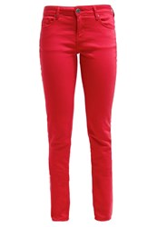 Cimarron Jackie Slim Fit Jeans Pirate Red