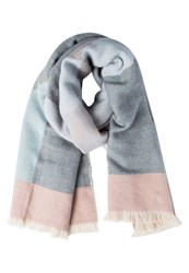 Ichi Thora Scarf Rose Smoke