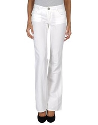 Gas Jeans Gas Casual Pants Ivory