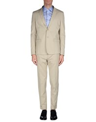 Paolo Pecora Suits And Jackets Suits Men Beige