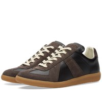 Maison Martin Margiela 22 Replica Low Sneaker Black