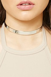 Forever 21 Classic Metal Choker