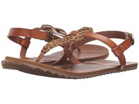 Volcom Maya Sandal Cheetah Women's Sandals Animal Print