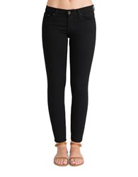 Big Star Alex Skinny Ankle Jeans Black