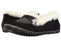 Sorel Out 'N About Slipper Black Women's Slippers