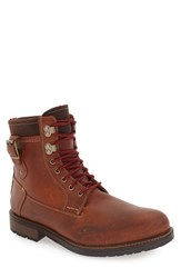 Johnston And Murphy Men's 'Mchugh' Waterproof Lace Up Boot
