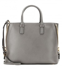 Tom Ford Leather Shopper Grey