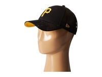 New Era Sequin Vize Pittsburgh Pirates Team Black Caps