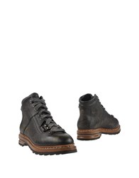 Dolce And Gabbana Footwear Ankle Boots Men Military Green
