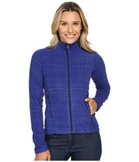 Marmot Rocklin Full Zip Jacket Royal Night Alps Women's Clothing Blue