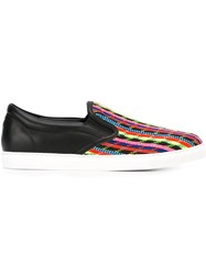 Dsquared2 Slip On Sneakers Black