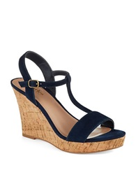 Charles By Charles David Libra Wedges Navy