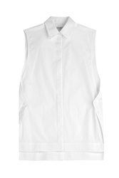 Paco Rabanne Cotton Blouse White
