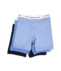 Tommy Hilfiger Cotton Boxer Brief 3 Pack Soft Blue Men's Underwear