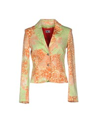 Blu Byblos Suits And Jackets Blazers Women Acid Green