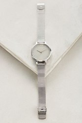 Anthropologie Argenta Watch Silver