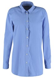 Marc O'polo Shirt Light Royal Light Blue