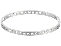New Classic Marc Tiny Cut It Out Logo Bangle