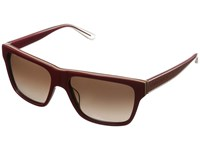 Marc By Marc Jacobs Mmj 380 S Red Mud Brown Gradient Fashion Sunglasses