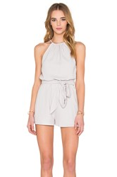 The Fifth Label Applied Imagination Romper Gray