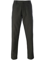 Universal Works 'Aston' Trousers Green