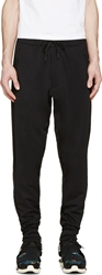 Y 3 Black Skinny Lounge Pants